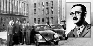 Det er 75 år siden Storbritannia overtok ansvaret for Volkswagen. (Fotos: Volkswagen)