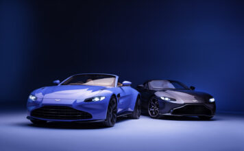 Aston Martin sliter i motbakken, og gikk på den kjempesmell det første halvåret. (Fotos: Aston Martin)