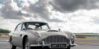 Aston Martin har nå satt sammen sin første DB5 på 55 år. (Fotos: Aston Martin)