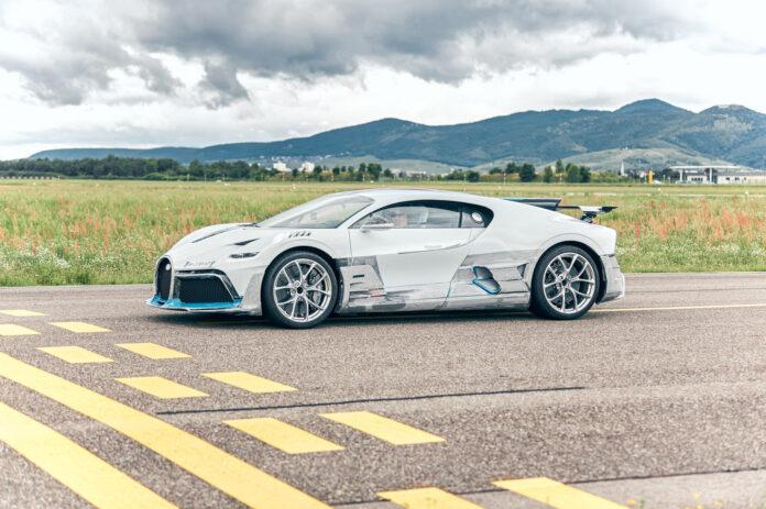 Bugatti gjennomfører nå de aller siste testene før den første Divo-modellen kan leveres ut til en heldig kunde. (Fotos: Bugatti)