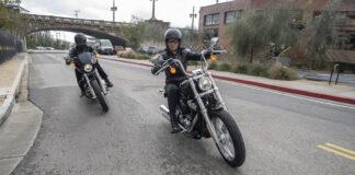 Salget av nye motorsykler skyter til værs, og det er ble solgt mer enn dobbelt så mange tunge motorsykler i juni i forhold til juni i fjor. (Fotos: Harley-Davidson)