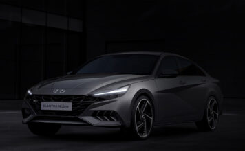 Hyundai har nylig avduket en ny generasjon av Elantra, og nå viser de også fram en med N-linjer. (Fotos: Hyundai)