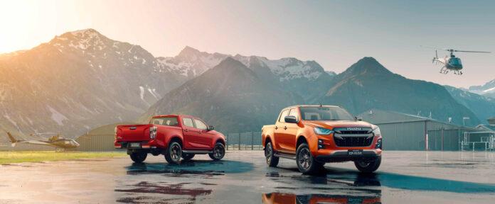 D-Max kommer nå i ny generasjon, og det er virkelig en ny pickup Isuzu kan by på. (Fotos: Isuzu)