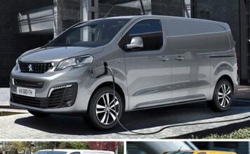 PSA-gruppen kommer med tre like varebiler, og trillingene får også samme pris. (Foto: PSA)