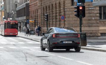Statens vegvesen tar nå det elektriske skrittet, og leaser 140 Polestar 2. (Foto: Polestar)