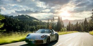 Til tross for koronatrøbbel kan Porsche se tilbake på et godt halvår. (Foto: Porsche)
