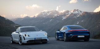 Porsche Taycan drar stadig vekk inn priser, og nå er elbilen også kåret til årets mest innovative. (Fotos: Porsche)