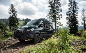 Tsjekkiske Torsus har snart klar sin ville minibuss kalt Terrastorm. (Fotos: Torsus)