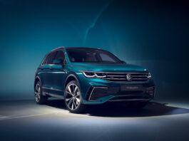 Volkswagen byr snart på to nye Tiguan-modeller, inkludert toppmodellen Tiguan R. (Fotos: VW)