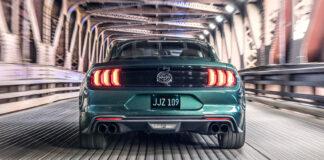 Nå er det endelig klart for skilt med den amerikanske størrelsen også på norskregistrerte biler. (Foto: Ford)