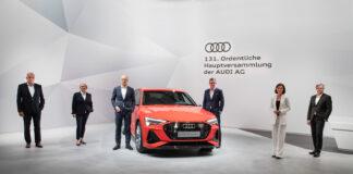Audi må restrukturere seg, og det kommer ganske så sikkert til å gå utover noen av dagens modeller. (Fotos: Audi)