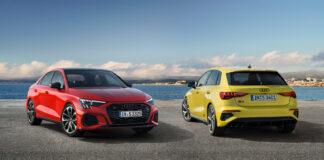 Audi har nå på gang en ny generasjon av S3, og denne gang løftes antall hk til 310. (Fotos: Audi)