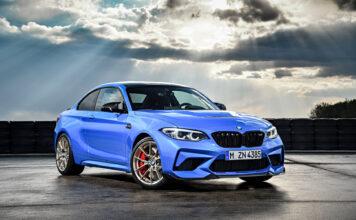 Det er en ny dronning blant M2-modellene, nemlig M2 CS. (Fotos: BMW)