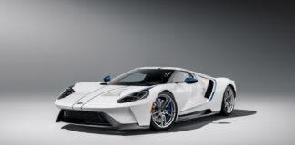 Ford kommer nå med to hyllestmodeller av GT. (Fotos: Ford)