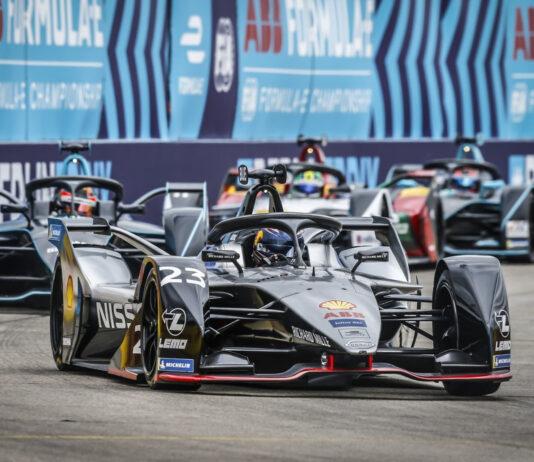 Formel E skal nå avsluttes sesongen med seks løp på ni dager. (Foto; ABB)