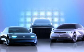Hyundai-grupper skiller nå ut modellen Ioniq som et eget merke, og de har allerede planlagt tre elbilmodeller. (Fotos: Hyundai-gruppen)