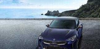 Kia har oppgradert Stinger, som har blitt en ganske så mye smartere bil. (Fotos: Kia)
