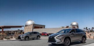 Lexus traff blink da de bestemte seg for å gå for SUV-modeller, og den høyreiste familien har nå passert en milepæl. (Fotos: Lexus)