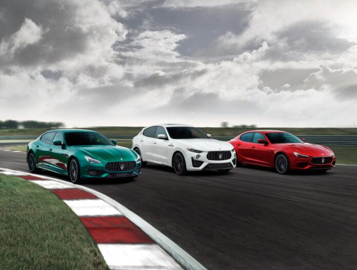 Maserati kommer nå med to nye Trofeo-utgaver, og dermed er det tre modeller som kan skryte på seg å ha verdens beste motor. (Fotos: Maserati)