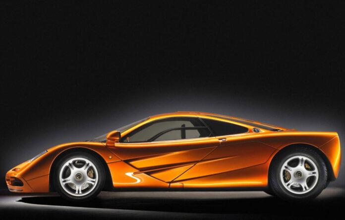 Dette er en svindyr bruktbil. (Fotos: Hagerty)