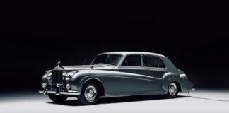 Dette er intet mindre enn en elektrisk Rolls-Royce Phantom 1961-modell. (Fotos: Lunaz)