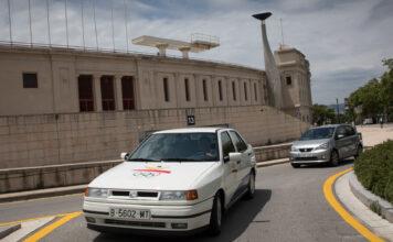 I 1992 lagde Seat sin første «moderne» elbil, en helelektrisk Toldedo som rullet 55 kilometer. (Fotos: Seat)