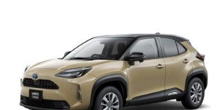 Toyota har nå rullet ut Yaris Cross i Japan. (Fotos: Toyota)