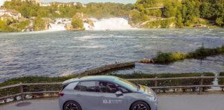 Det er mulig å kjøre en Volkswagen ID.3 godt over 500 kilometer. (Foto: VW)
