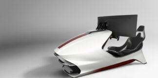 Aston Martin har laget seg en svært så eksklusiv kjøresimulator. (Fotos: Aston Martin)