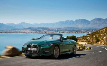 BMW har klar en kabriolet-utgave av den kommende 4-serien. (Fotos: BMW)