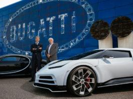 I forrige uke var det akkurat 30 år siden den blå Bugatti-fabrikken åpnet. (Fotos: Bugatti)