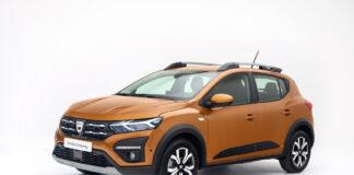 Den råbillige Dacia Sandero blir nå ny og moderne. (Fotos: Dacia)
