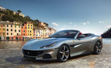 Ferrari har brukt covid-19-tiden på å lage en modifisert Portofino. (Fotos: Ferrari)