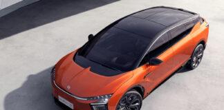 HiPhi X er en bil som faktisk ikke har dørhåndtak. (Fotos: HiPhi X)