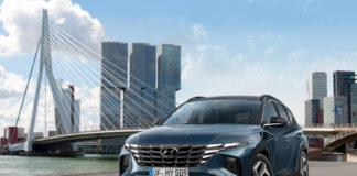 Hyundai har nå vist fram en ny generasjon av Tuscon. (Fotos: Hyundai)