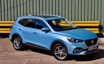 MG har klar sin neste bil for det europeiske markedet, og denne gang blir den en ladbar hybrid. (Fotos: MG)