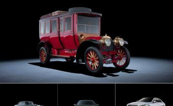 Ingen andre biler har betydd så mye for utvikling av bilene som Mercedes S-klasse. (Fotos: Mercedes)