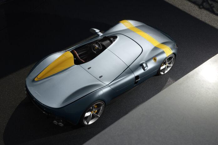 Ferraris retrobaserte Monza SP1 har dratt inn flere designpriser, og nå også en veldig prestigetung en. (Fotos: Ferrari)