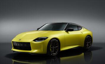 Nissan har avduket en ny Z-modell, og den mikser designet til en rekke av de tidligere klassikerne. (Fotos: Nissan)