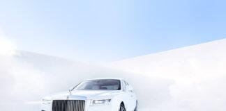 Her er 2. generasjonen av Rolls-Royce Ghost. (Fotos: RR)