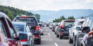 På grunn av covid-19-tiltak har mange brukt ferien på Norges-ferie, men det fikk heldigvis ikke et veldig stort utslag på dødstallene i trafikken. (Ill.: Trygg Trafikk)