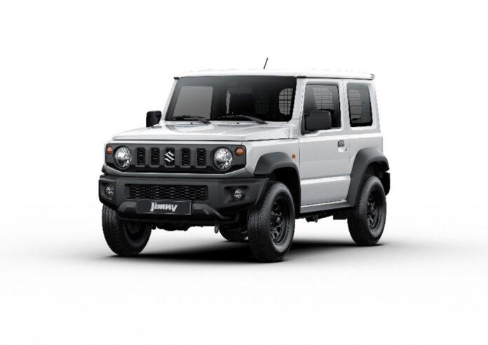Suzuki har nå klar en varebil av Jimny som skal til Europa. (Fotos: Suzuki)