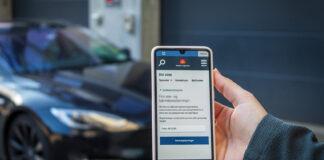 Statens vegvesen utvider sine tjenester, og det blir nå mulig å sjekke opp hvem som eier kjøretøyet og kilometerstanden via «Din side». (Foto: Thomas Mork Nordsven, Statens vegvesen)