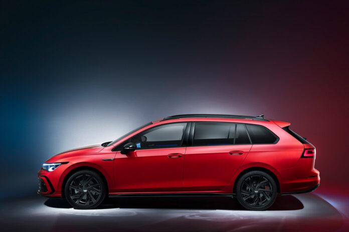 Volkswagen har klar stasjonsvognutgaven av Golf kalt Variant. (Fotos: Volkswagen)