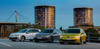Volkswagen Norge har åpnet for bestillinger av den nye generasjonen Golf. (Fotos: Volkswagen)