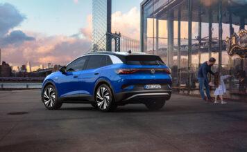 De norske prisene for introduksjonsversjonene av Volkswagen ID.4 er klare. (Fotos: Volkswagen)