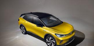 Volkswagen ID.4 har nå gjort unna sin verdenspremiere, og det åpnes nå for salg av den kommende helelektriske SUV-modellen. (Fotos: Volkswagen)