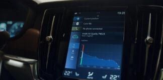 Volvo har utviklet en teknologi som renser luften for de skadelige PM 2.5-partikene. (Fotos: Volvo)