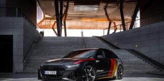 En Audi RS 6 kan utgi seg som en vanlig stasjonsvogn, men det er en ulv i fåreklær. (Fotos: SB Automotive/Nybiltester)