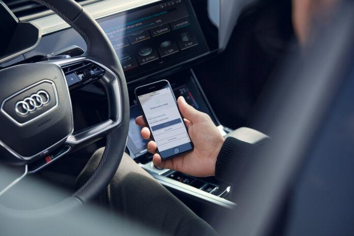 Audi åpner nå for en on demand-løsning, og Norge er først ute. (Fotos: Audi)